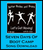 Seven Days Of Boot Camp Song Download with Lyrics
