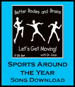 Sports Around The Year Song Download with Lyrics