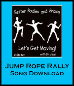 Jump Rope Rally Song Download with Lyrics