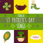Toddler St. Patrick's Day Songs