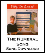 The Numeral Song Download with Lyrics