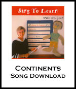Continents Song Download with Lyrics