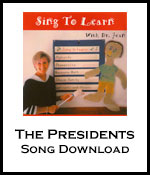 The Presidents Song Download with Lyrics