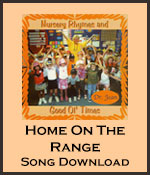 Home On The Range Song Download with Lyrics