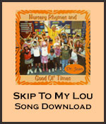 Skip To My Lou Song Download with Lyrics