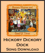 Hickory Dickory Dock Song Download with Lyrics