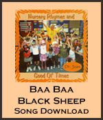 Baa Baa Black Sheep Song Download with Lyrics