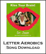 Letter Aerobics Song Download with Lyrics