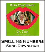Spelling Numbers Song Download with Lyrics
