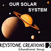Our Solar Systsem Song Download with Lesson Materials