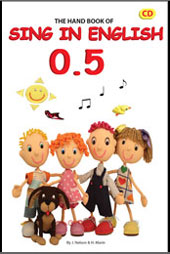 Sing In English Volume 0.5  Downloadable Album-Book Set
