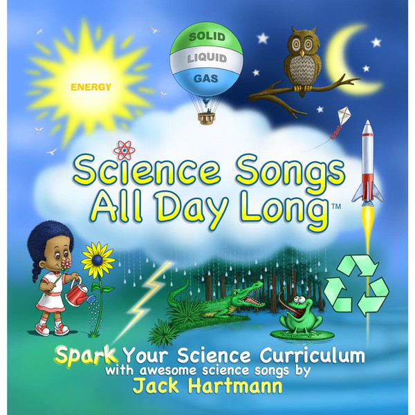 Jack Hartmann: Science Songs All Day Long Album Download