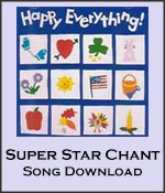 Super Star Chant Song Download with Lyrics