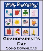 Grandparent's Day Song Download with Lyrics