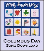 Columbus Day Song Download with Lyrics