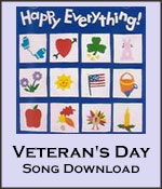 Veteran's Day Song Download with Lyrics