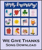 We Give Thanks Song Download with Lyrics