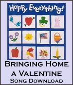 Bringing Home a Valentine Song Download with Lyrics