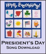 President's Day Song Download with Lyrics