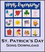 St. Patrick's Day Song Download with Lyrics