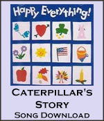 Caterpillar's Story Song Download with Lyrics