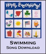 Swimming Song Download with Lyrics