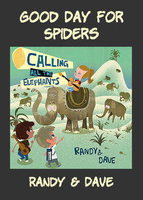 Good Day for Spiders Song Download with Lyrics