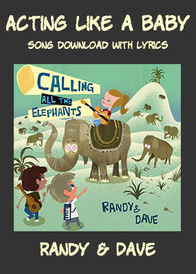 Acting Like a Baby Song Download with Lyrics