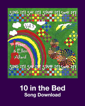 10 in the Bed Song Download with Lyrics