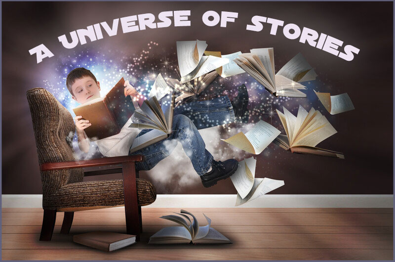 Library Summer Reading Program Songs: Universe of Stories